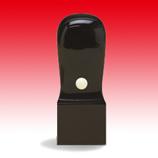 黒水牛角印24mm/21mm ¥15,984(税込)