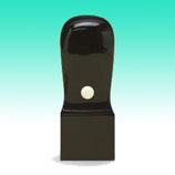 天然黒水牛角印24mm/21mm ¥19,930(税込)
